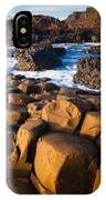 Giant's Causeway Surf IPhone Case