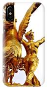 Gilded Glory IPhone Case