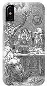 Gillray: Tavern, 1801 IPhone Case