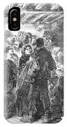 Gin Mill: London, 1861 IPhone Case
