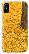 Ginkgo Bliss  2 IPhone Case