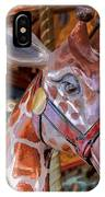 Giraffe Ride IPhone Case