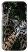 Giraffs IPhone Case