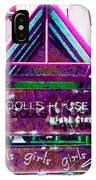 Girls Girls Girls IPhone Case