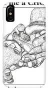 Give Me A Choice By Giving Me Life IPhone Case