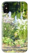 Giverny North Number Three IPhone Case