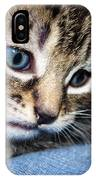 Gizmo Feeling Blue IPhone Case