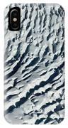 Glacier Abstract IPhone Case