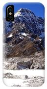 Glacier Chaos IPhone Case