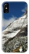 Glacier Mountains IPhone Case
