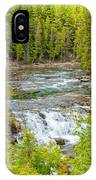 Glacier National Park Splendor IPhone Case