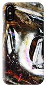 Glass Abstract 125 IPhone Case