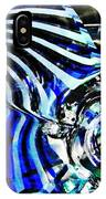 Glass Abstract 132 IPhone Case
