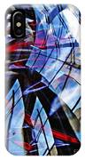 Glass Abstract 220 IPhone Case