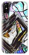 Glass Abstract 309 IPhone Case