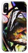 Glass Abstract 314 IPhone Case