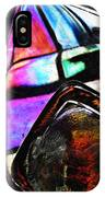 Glass Abstract 316 IPhone Case