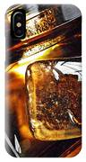 Glass Abstract 318 IPhone Case