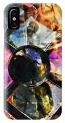 Glass Abstract 393 IPhone Case