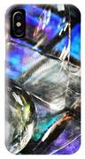 Glass Abstract 396 IPhone Case