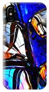 Glass Abstract 4 IPhone Case