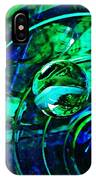 Glass Abstract 477 IPhone Case