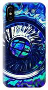 Glass Abstract 481 IPhone Case