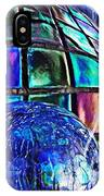 Glass Abstract 490 IPhone Case