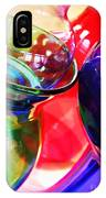 Glass Abstract 618 IPhone Case