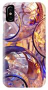 Glass Abstract 620 IPhone Case