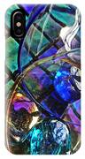 Glass Abstract 690 IPhone Case