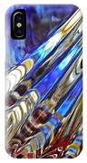 Glass Abstract 746 IPhone Case