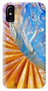 Glass Abstract 767 IPhone Case