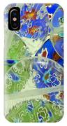 Glass Beads Abstract IPhone Case