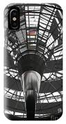 Glass Cupola - Reichstagsbuilding Berlin IPhone Case