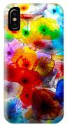 Glass Flowers IPhone Case