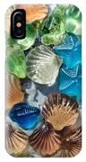 Glass Seashell IPhone Case