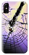 Glass Threads IPhone Case