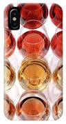 Glasses Of Rose Wine IPhone Case