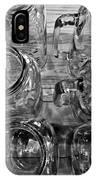 Glasswares IPhone Case