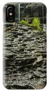Glassy Rocks At Mohawk IPhone Case