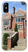 Glensheen Mansion Exterior IPhone Case