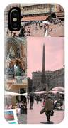 Glimpses Of Italy IPhone Case