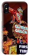 Glitter Gulch IPhone Case