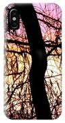 Glorious Silhouettes 3 IPhone Case