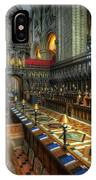 Gloucester Cathedral Choir IPhone Case