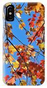 Glowing Autumn IPhone Case