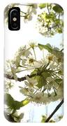 Glowing Petals IPhone Case