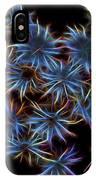Glowing Petals IPhone Case