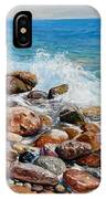 Glyfada Greece IPhone Case